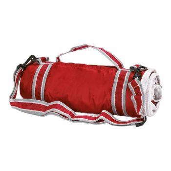 Personalised Picnic Blanket - Red